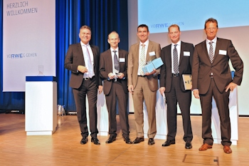 KSB Receives RWE award