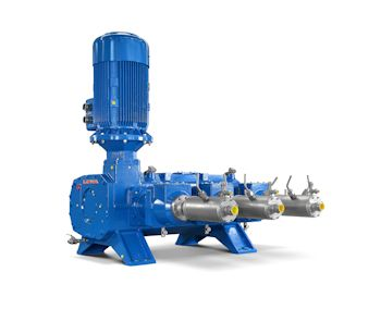 New Triplex Pump Drive Unit Will Power Natural Gas Tankers with LNG in the Future