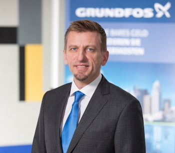 Stefan Klinger leitet bei Grundfos die Service-Organisation D-A-CH