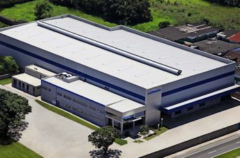 New Factory in Brazil