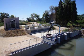 Camargue Flood Prevention with KSB