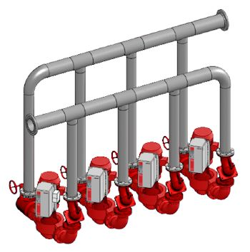 New Armstrong Parallel Sensorless Controller Coordinates Up to Four Pumps for Optimum Efficiency