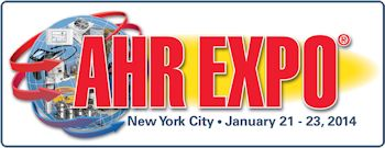 Snow Storm Didn't Dampen Spirits at 2014 AHR Expo in New York City