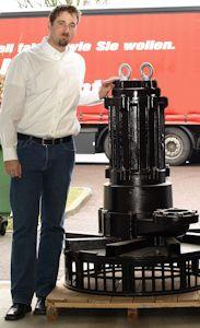 Tsurumi Aerators Deliver Wastewater Treatment to German Brewery