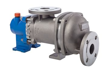 Mouvex SLC Series Pumps Ideal For Chemical Transfer Applications Found in Pulp & Paper Industry