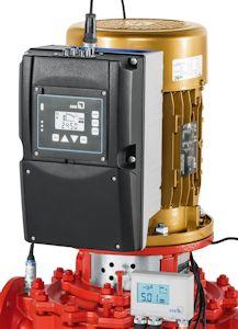 KSB Presents New Intelligent Pump Drive