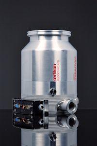 Oerlikon Leybold präsentiert neue Dimension in der Turbomolekularpumpentechnik