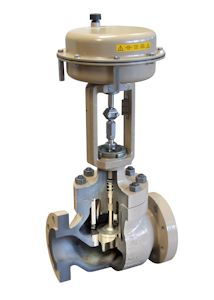 Valve & Positioner Package for Challenging Applications