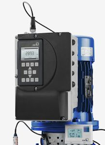 Pump Drive for Industrial Applications