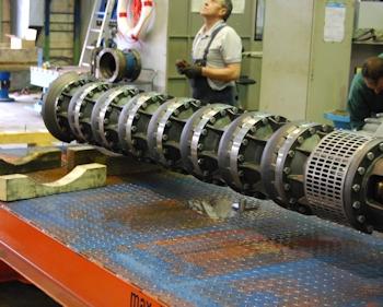 Energieeffiziente Pumpenaggregate von Andritz Ritz unterstützen Energieeinsparung von RWE