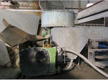 Verderflex Peristaltic Pumps for Pumping Concrete-fibreglass Mixture