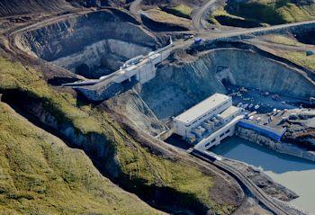 Einweihung des Wasserkraftwerks Budarhals in Island: Erfolgreiche Inbetriebnahme von Voith-Maschinen