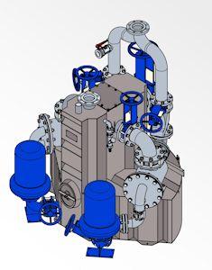 KSB präsentiert neue Ausführung des hocheffizienten Abwassertransportsystems AmaDS³
