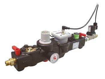 Automatisierte Füllwasseraufbereitung