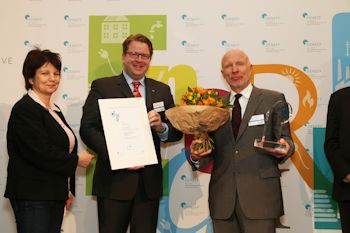 KSB Motor Awarded Energy Efficiency Prize