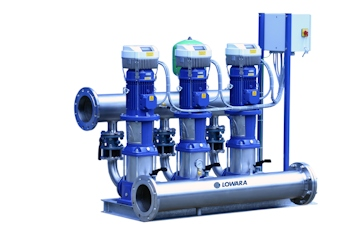 Energieeinsparung und reduzierte Lebenszykluskosten mit den neuen Produkten von Xylem