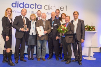 Wilo-Lernkonzept erhält Deutschen Bildungsmedienpreis 2014