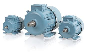 Neue ABB-Standardmotoren bieten Wirkungsgrad bis IE3