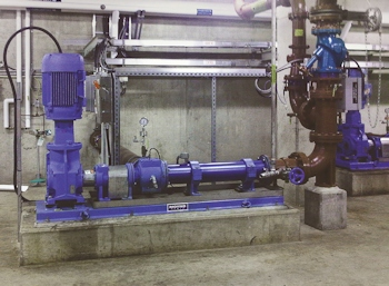 City of Hamilton, Ontario Wastewater Treatment Plant Chooses Moyno's New Urethane Stators to Increase Pump Life