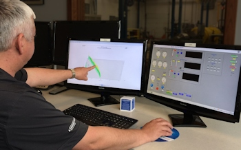 Waukesha Magnetic Bearings Automated Commissioning System Outperforms Hands-On Commissioning Procedures