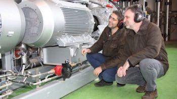 Grundfos: The Joint Heating Plant Wins Heat Pump Award