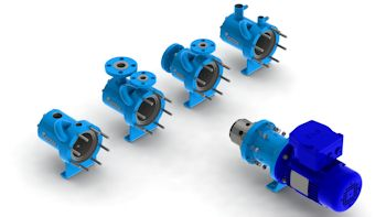 Magnetic Drive Pump Offers Containment for Liquefied Gases