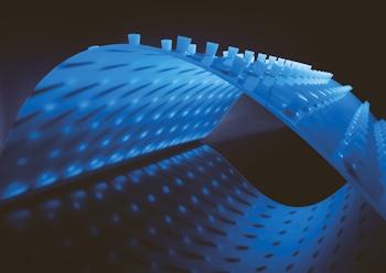 Mechanisch verankerte Auskleidungssysteme für Trinkwasser- und Abwasserbehälter von Steuler-KCH