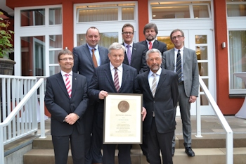 BTGA ehrt Michael Mahr mit Rietschel-Diplom