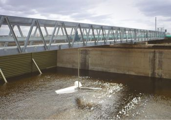 Chemineer Top-Entering Agitators Installed at Severn Trent Water's WWTW