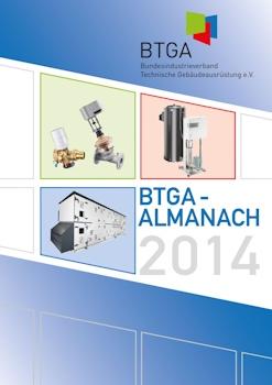 BTGA-Almanach 2014 ist erschienen