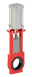 Flowrox to Launch New Slurry Knife Gate Valve