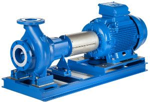 Lowara Bolsters Building Services Presence With Heavy Duty End Suction Series