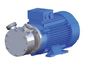 Hygienic Pumps Suit High Pressure, Low Flow Applications