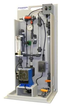 Pulsafeeder PULSAblend Polymer Makedown System