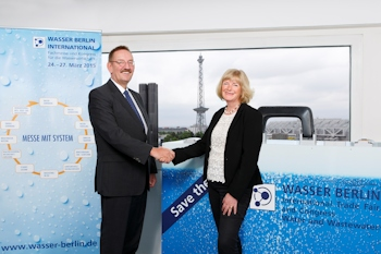 figawa and Wasser Berlin International seal Water Extraction Partnership