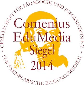 """Wilo-Brain Box mit """"Comenius EduMedia Siegel 2014"""" ausgezeichnet"""