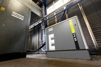 Automotive Textile Manufacturer Recovers Major Energy Savings from Compressor Waste Heat