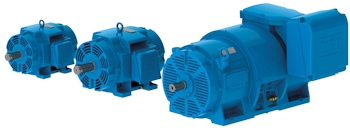 Updated Motor Portfolio for General Industrial Applications
