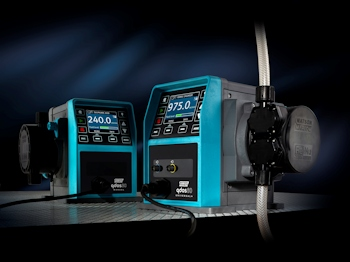 New QDOS 60 Metering Pump For High Accuracy Applications