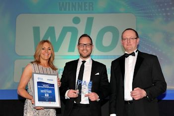 Wilo UK Project Wins Award for Technical Innovation