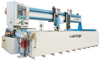 Jet Edge Waterjet Systems Announces Distributor in Southern Africa