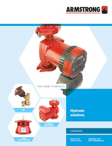 Armstrong Fluid Technology Announces New Catalog of Hydronic Products