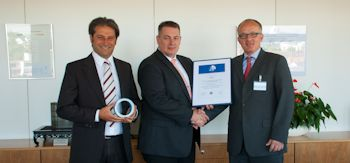 Lewa Receives Certificate for Workplace Safety and Health Protection
