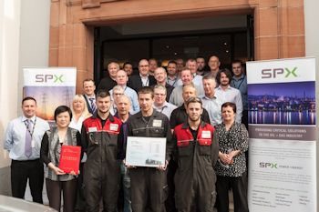 ClydeUnion Pumps Recognised for Its Excellence in Supply to the Nuclear Industry