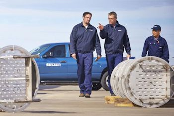 Sulzer: Sales Slightly Increased and Order Intake Decreased on an Adjusted Basis