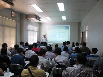 Ebara Held Seminars on Flood Control Pumps in Thailand