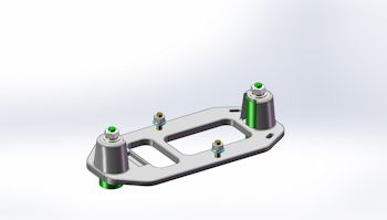Zero Vibration Damper für Thomas OEM Pumpen