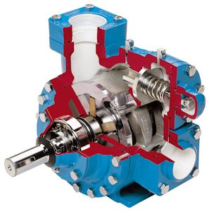 Blackmer Sliding Vane Pumps Feature the Operational Advantages Required for Shale Oil Transfer Applications
