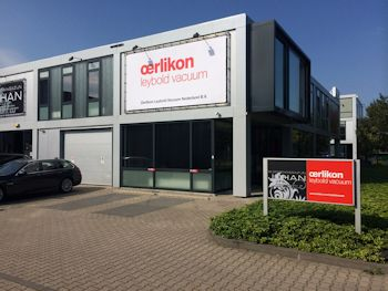 Oerlikon Leybold Vacuum Moves Offices in the Netherlands
