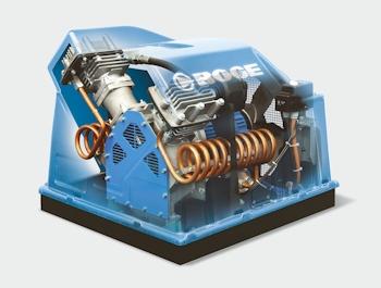 Die Neuerfindung des Kolbenkompressors